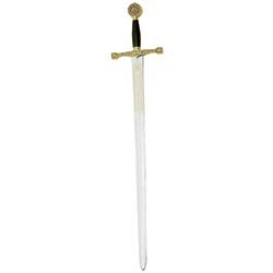 Excalibur Fantasy Sword by Marto of Toledo Spain (Gold)