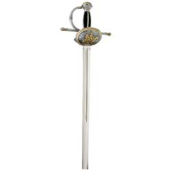 Don Quixote Legend Sword by Marto of Toledo Spain