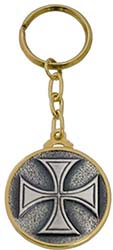 Templar Knight Templar Cross Keychain by Marto of Toledo Spain